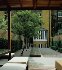 Giubbilei's garden designs for private clients in London