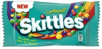 The Skittles Confused 55g bag