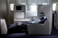 British Airways seating