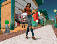 Second Life Shopping