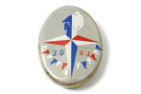 1951 Festival of Britain badge