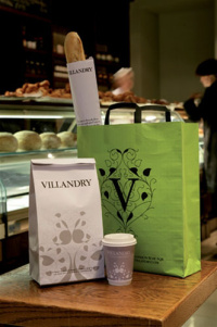 Villandry packaging