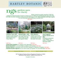 Gardens open for charity
