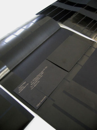 David Adjaye stationery