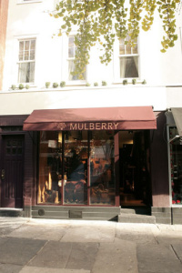 Mulberry, Bond Street