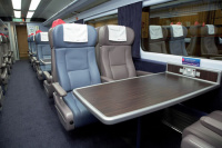 First Great Western first class seats