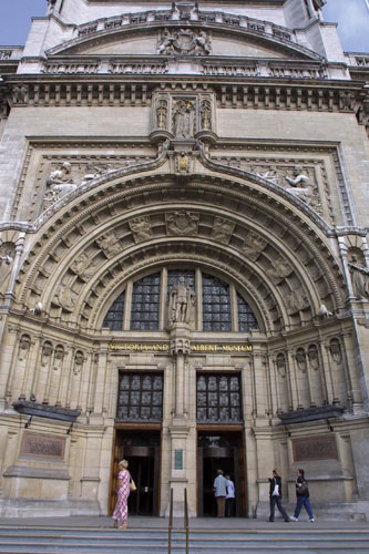 V&A Main Entrance