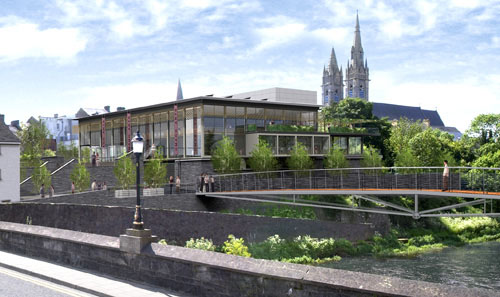 Omagh arts centre
