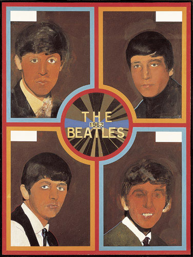 Peter Blake's The Beatles