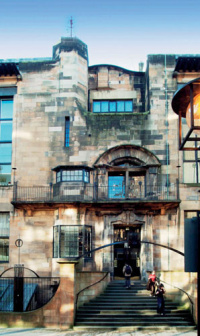 Rennie Mackintosh design