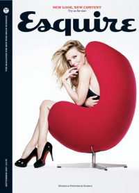 Esquire redesign cover