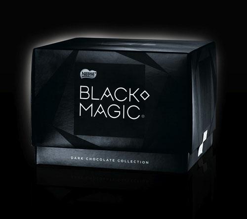 Elmwood Rebrands Black Magic For Nestlé Design Week
