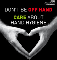 Clean Your Hands...