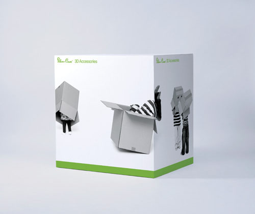 Silver Cross packaging, designed by Love