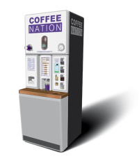 coffee machine from Coffee Nation