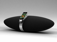 Zeppelin iPod dock...