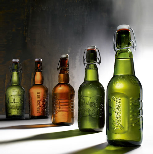 grolsch new bottle...