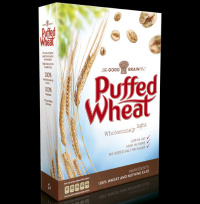 puffed wheat...