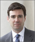 Culture Secretary Andy Burnham