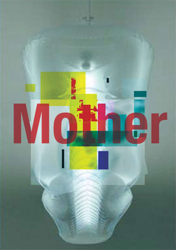 Mother by Tineshia Johnson. She studies graphic design at Matthew Boulton College, Birmingham.