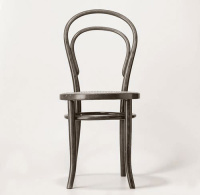 thonet chair...