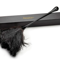 Feather-duster, with box
