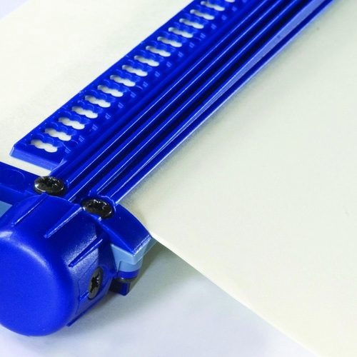 Braille writing tool.