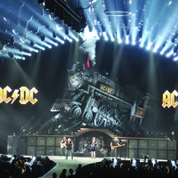 AC/DC's Black Ice tour