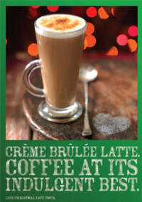 Meteorite has created the Christmas campaign for Costa Coffee.