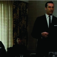 Stills from the television series Mad Men