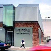 The Royal College of Art's new painting school, by architect Haworth Tompkins