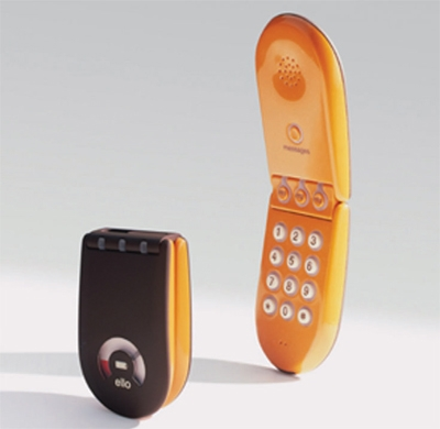 The 'ello mobile phone,