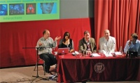 A panel debate at 2009's I-Design conference