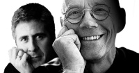 Bill Wallsgrove and Erik Spiekermann