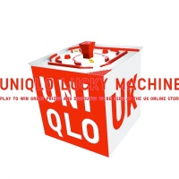 Online pinball game Lucky Machine, part of Dentsu Japan's work on the new Uniqlo website, which launched last week