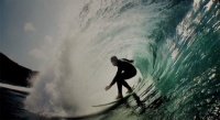 Big wave surf photographer's Dark Side of the Lens project involved Allan 'Willie' Wislon as director of photography