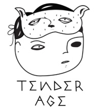 Tender Age logo by Manda Wilks