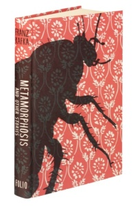 Kafka's Metamorphosis, published by The Folio Society