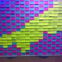Dott Cornwall Post It Note Challenge