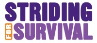 Striding for Survival identity