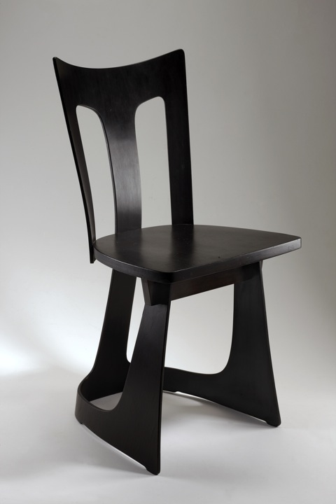 A Modernist chair