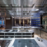 Heston's London restaurant