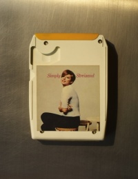It appears Bones is a Barbra Streisand fan. Courtesy of Ab Rogers Design. Photographed by John Short.