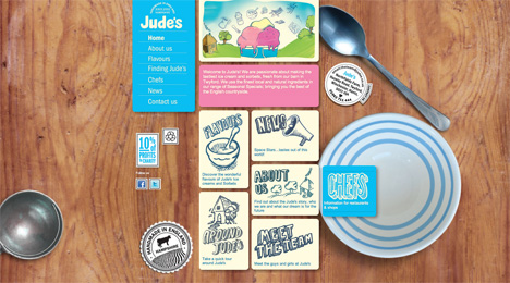 Jude's icecream