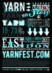 The Yarnfest poster