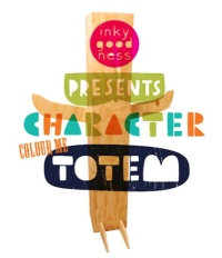 Inkygoodness character totem