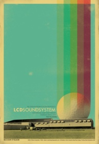 LCD Soundsystem by Simon McLoughlin