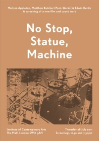 No Stop, Statue, Machine