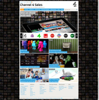 Channel 4 new website
