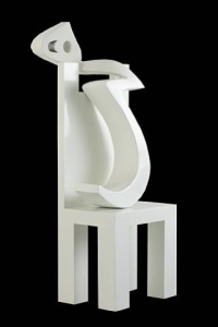 Heech Chair Fibreglass